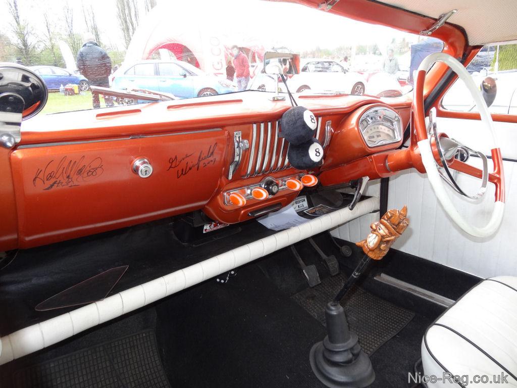1956 Austin A50 - Koppa Kruiser - John Phillips Rop35213