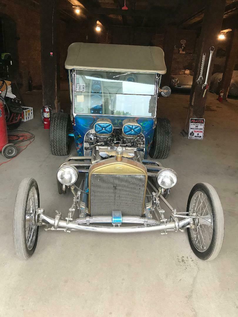 """1923 Ford Model """"T"""" - Chuck's T S-l16043"""
