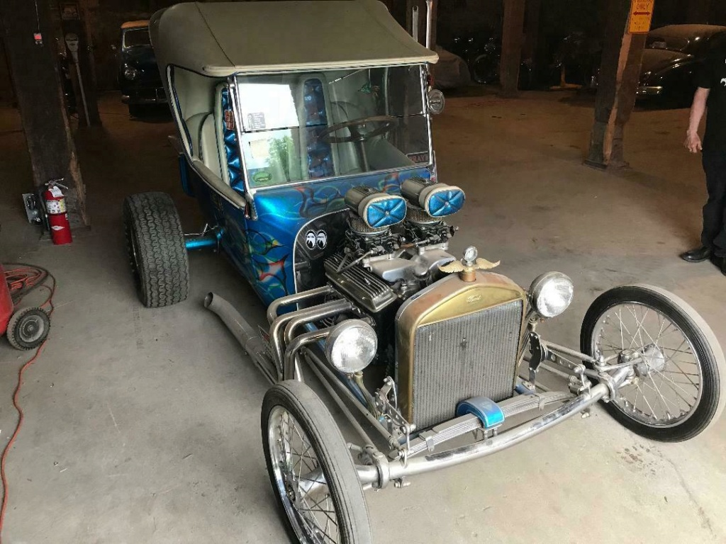 """1923 Ford Model """"T"""" - Chuck's T S-l16044"""