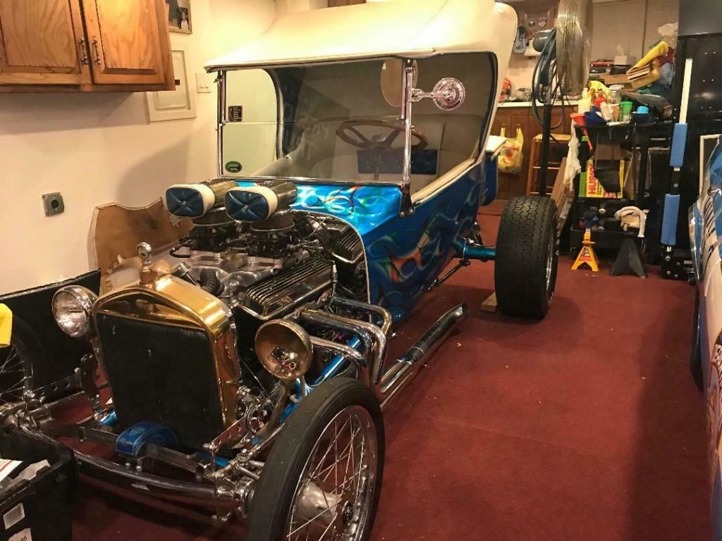 """1923 Ford Model """"T"""" - Chuck's T S-l16048"""