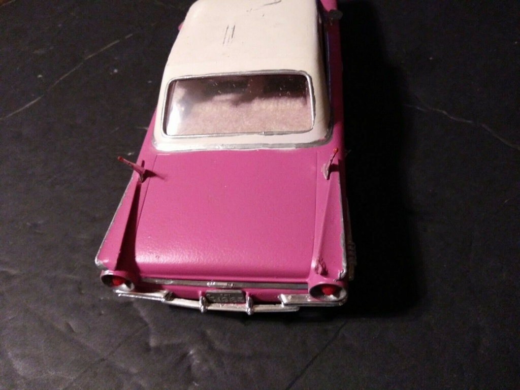 1963 Ford Galaxie - Customizing kit - 3 in 1 - Amt S-l16052