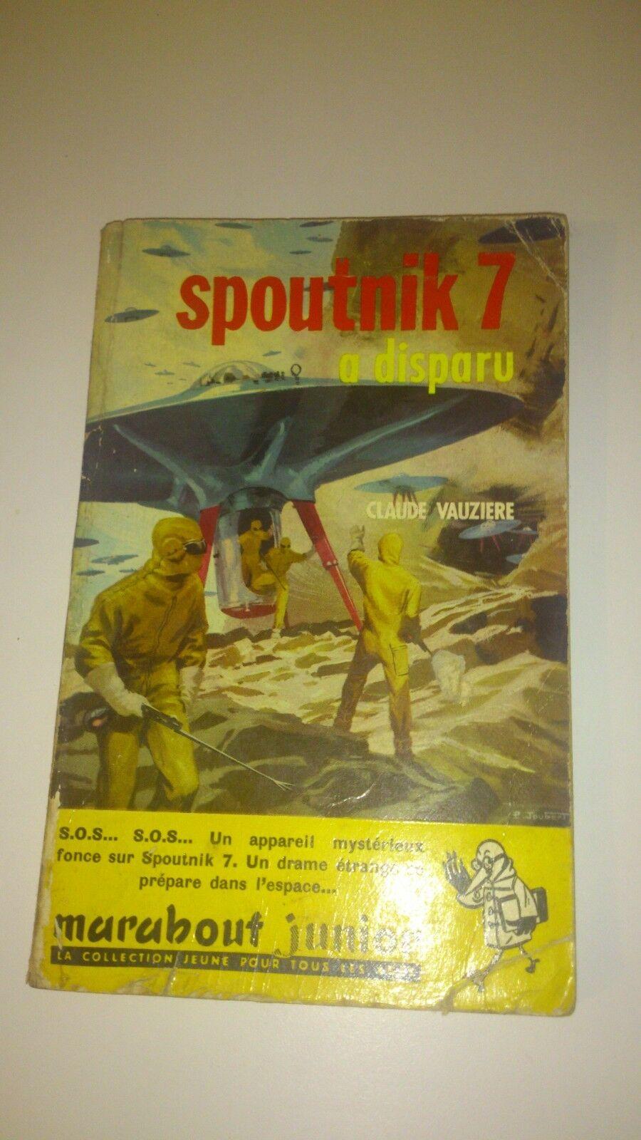 Spunik - Spoutnik - satellite, space age, design & style S-l16066