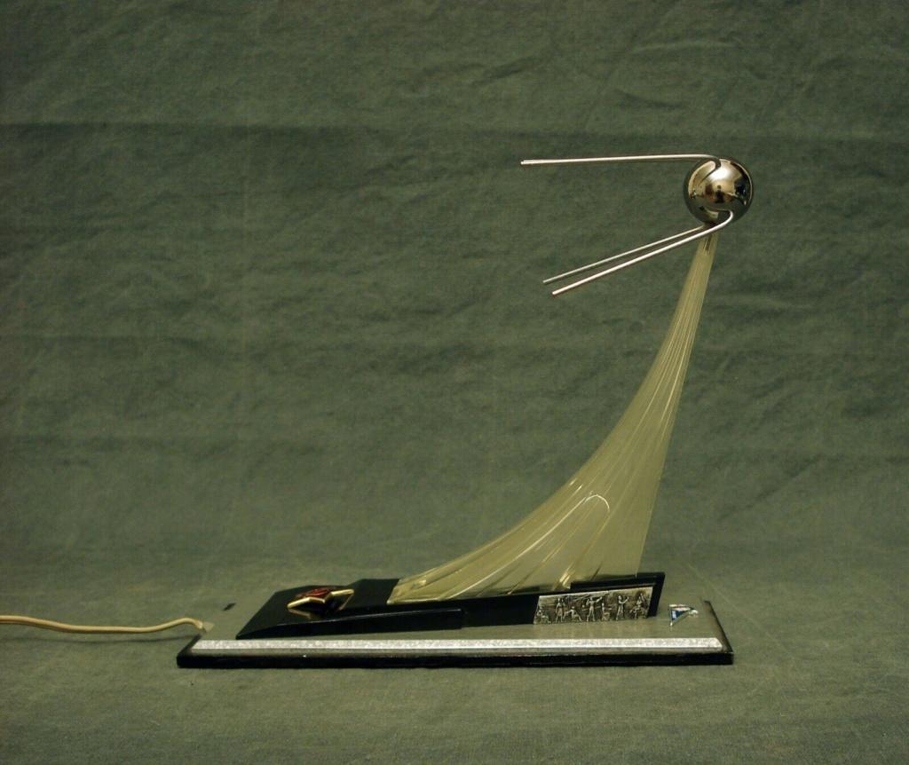 Spunik - Spoutnik - satellite, space age, design & style S-l16070