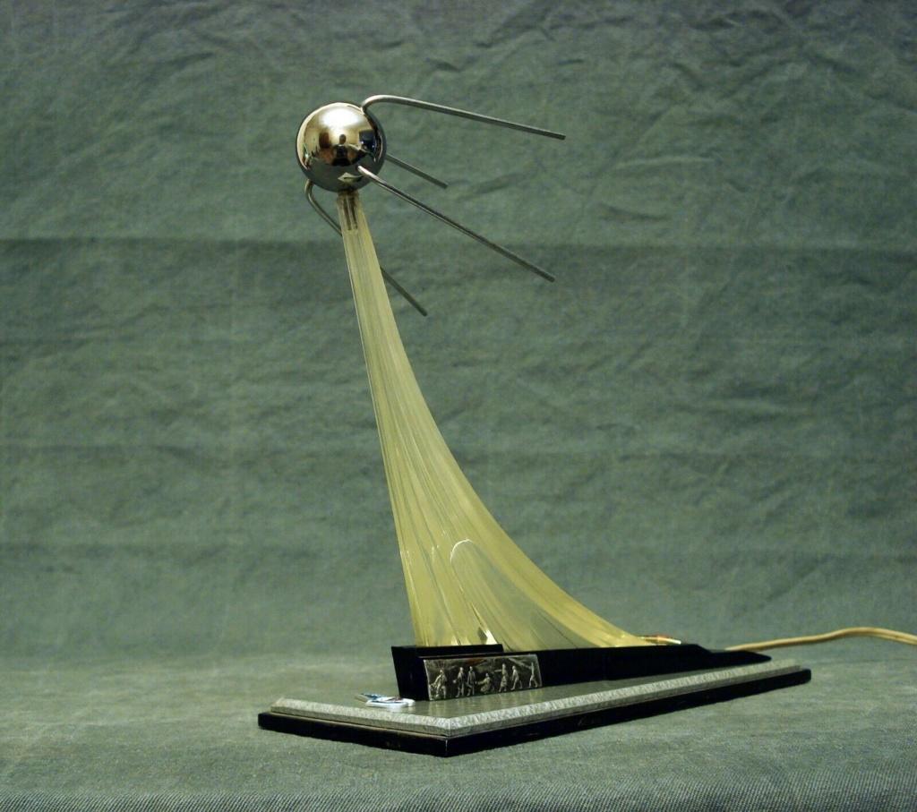Spunik - Spoutnik - satellite, space age, design & style S-l16071