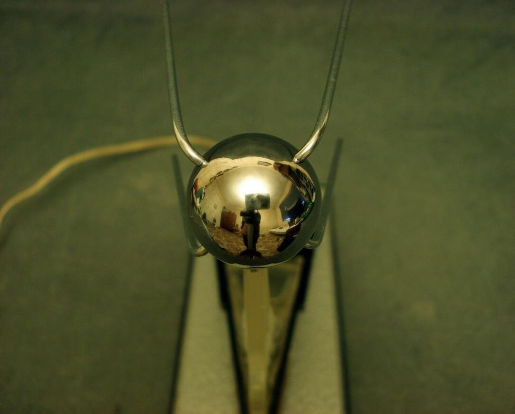 Spunik - Spoutnik - satellite, space age, design & style S-l16072