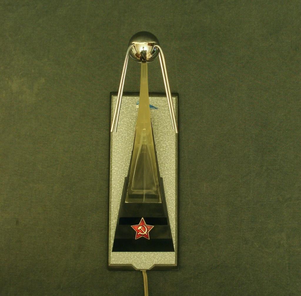 Spunik - Spoutnik - satellite, space age, design & style S-l16077