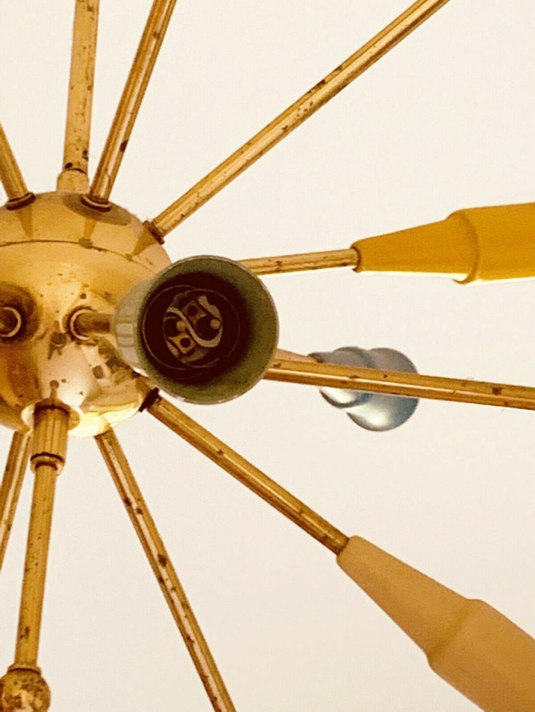Spunik - Spoutnik - satellite, space age, design & style S-l16086