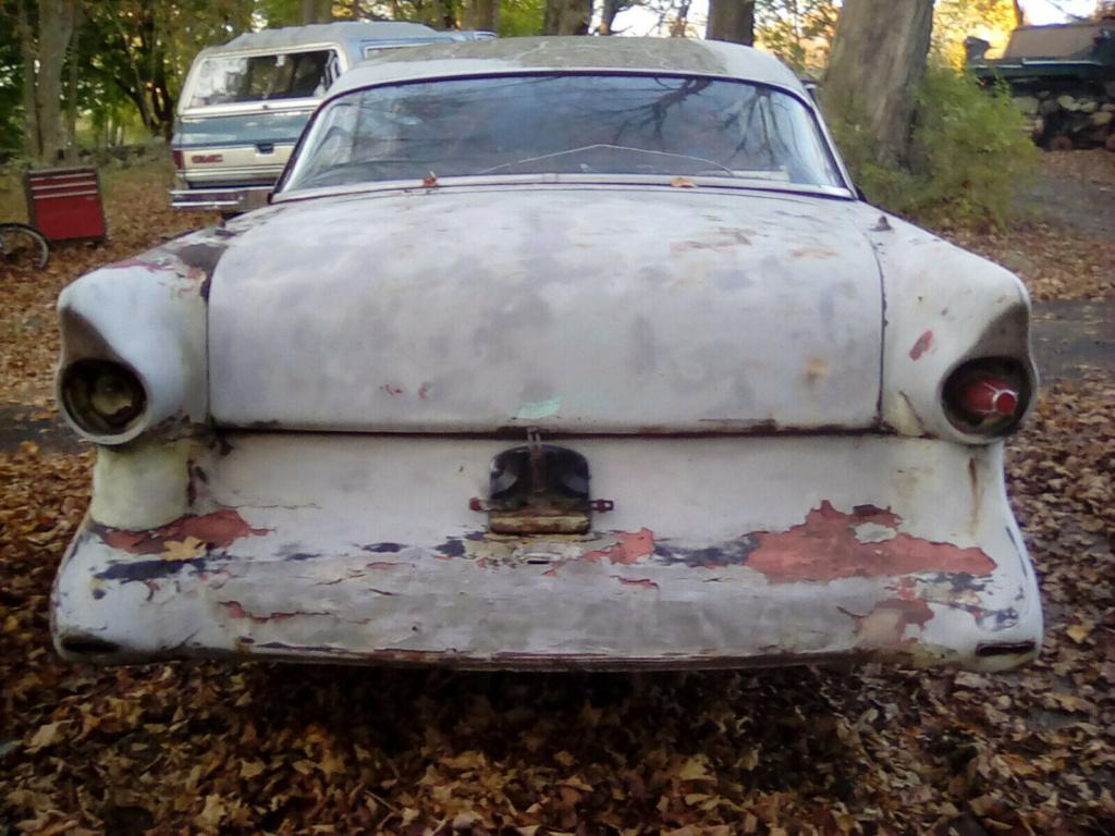 '55 Ford Survivor custom à restaurer sur ebay S-l16109