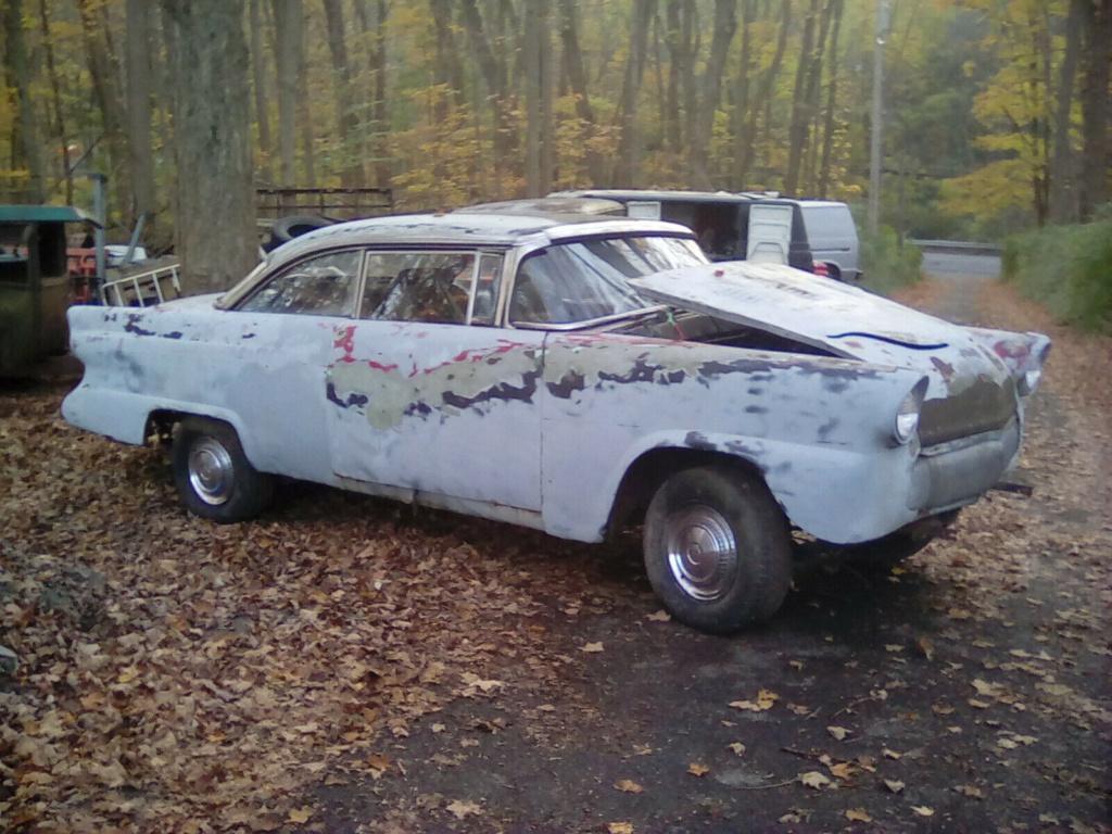 '55 Ford Survivor custom à restaurer sur ebay S-l16110