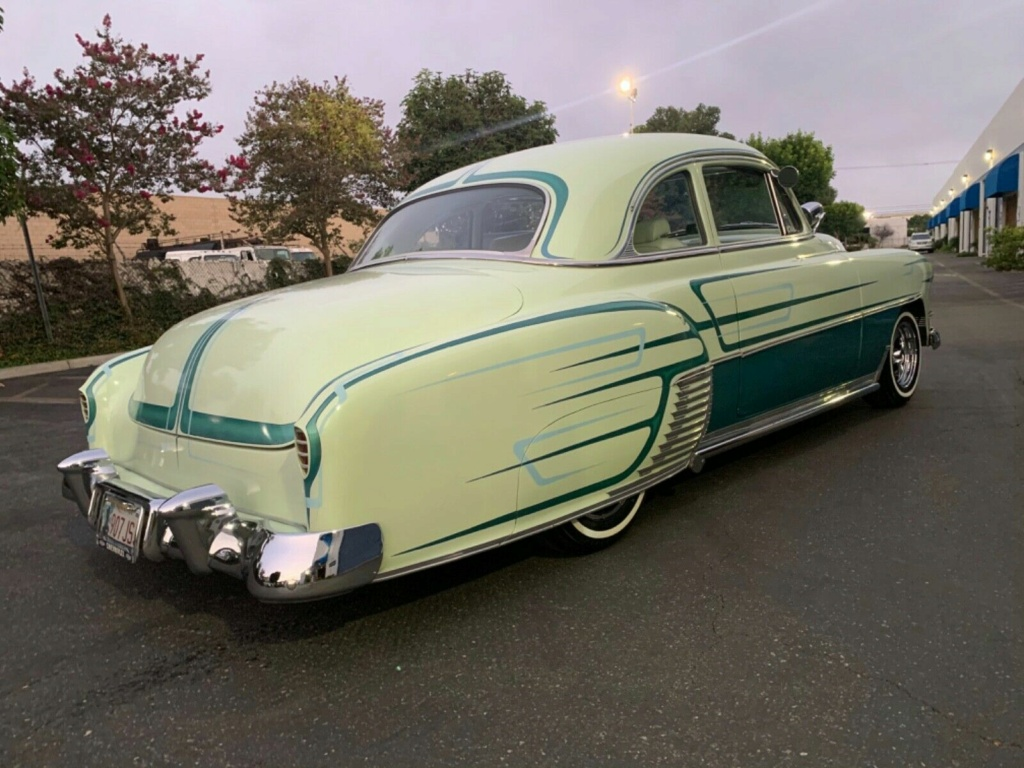 Chevy 1949 - 1952 customs & mild customs galerie - Page 27 S-l16119