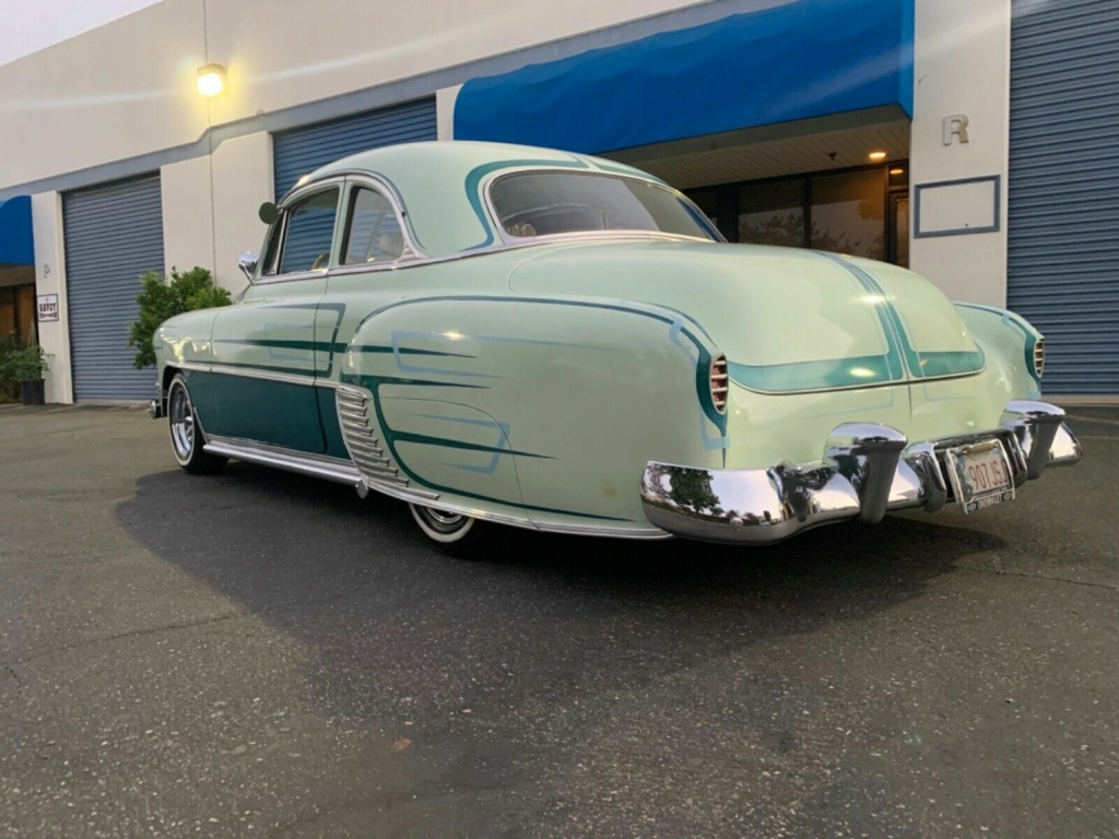 Chevy 1949 - 1952 customs & mild customs galerie - Page 27 S-l16123