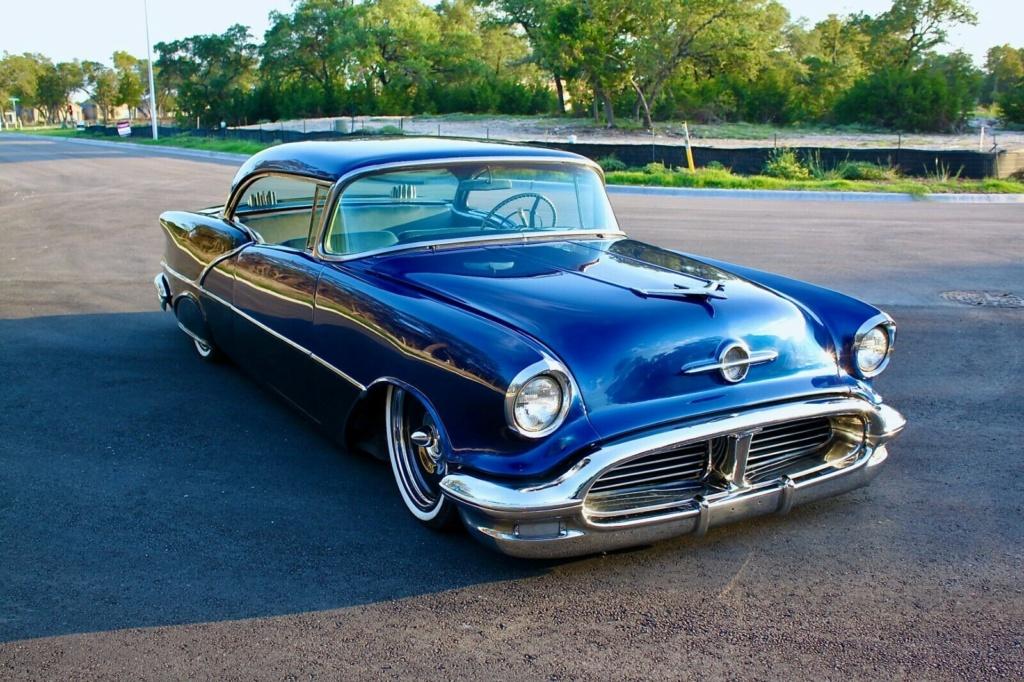 Oldsmobile 1955 - 1956 - 1957 custom & mild custom - Page 5 S-l16168