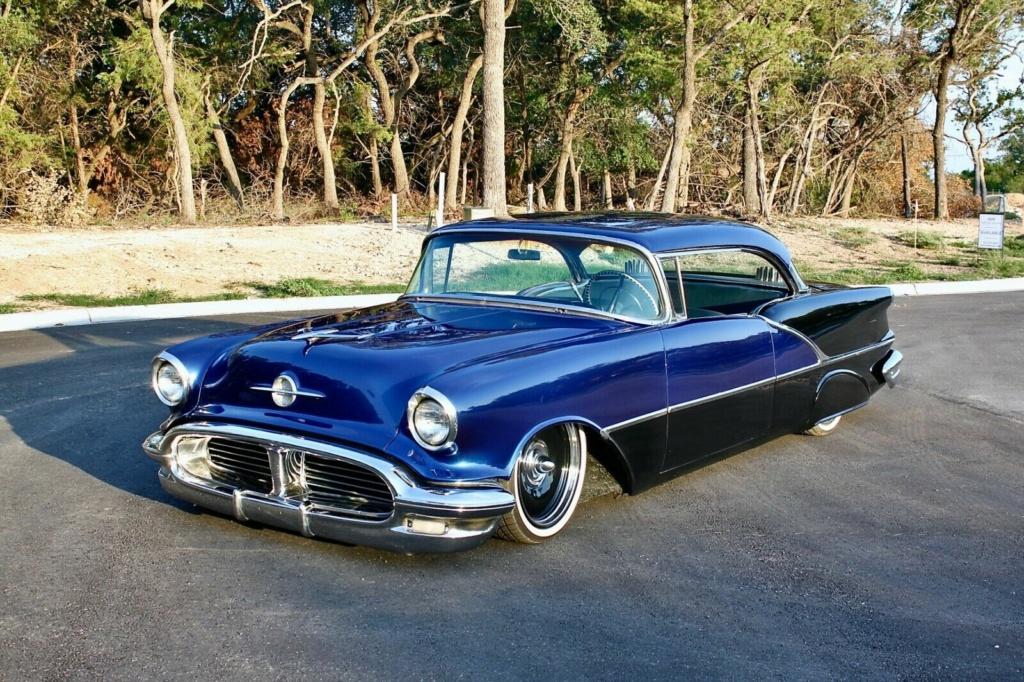 Oldsmobile 1955 - 1956 - 1957 custom & mild custom - Page 5 S-l16175