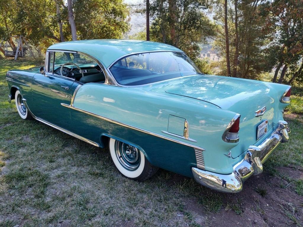 1955 Chevrolet Bel-Air  S-l16182