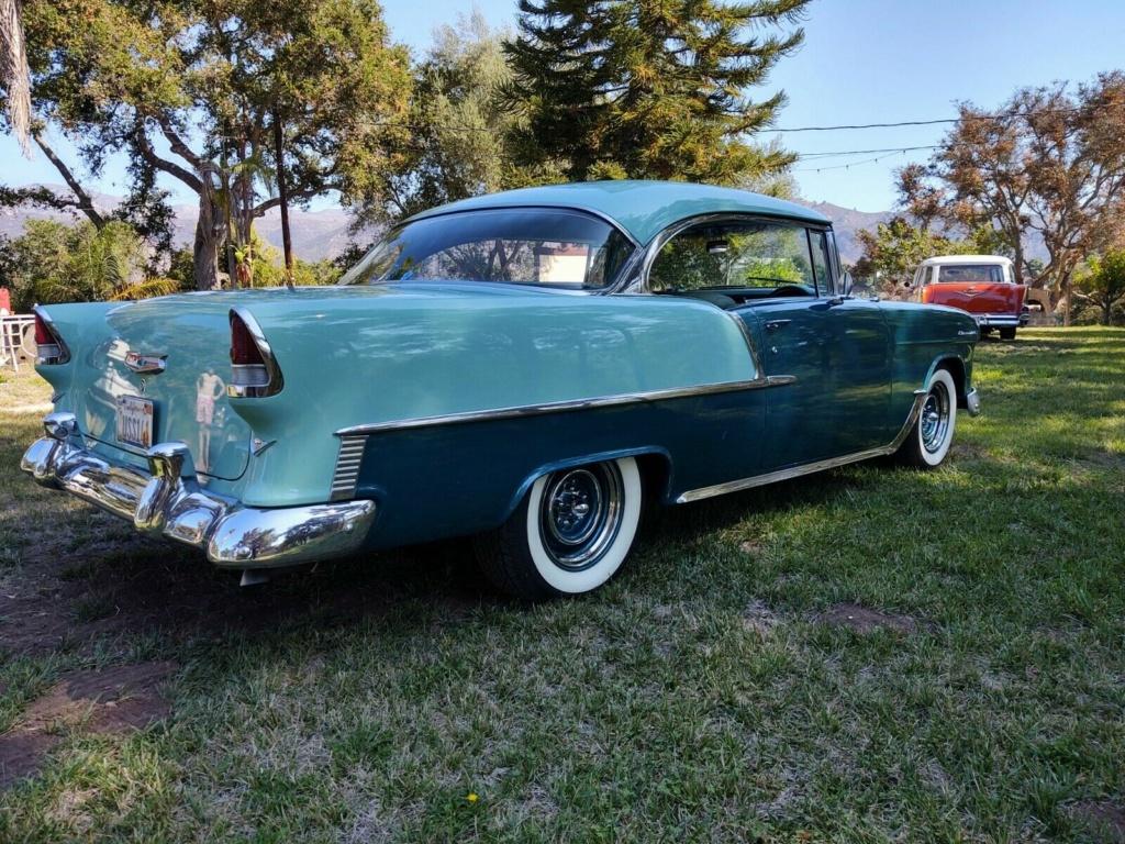 1955 Chevrolet Bel-Air  S-l16186