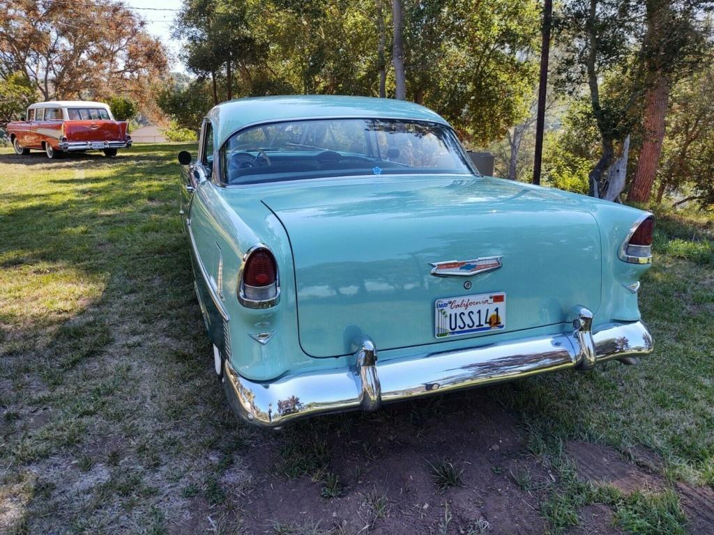1955 Chevrolet Bel-Air  S-l16187