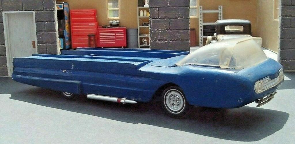 Vintage built automobile model kit survivor - Hot rod et Custom car maquettes montées anciennes - Page 15 S-l16202