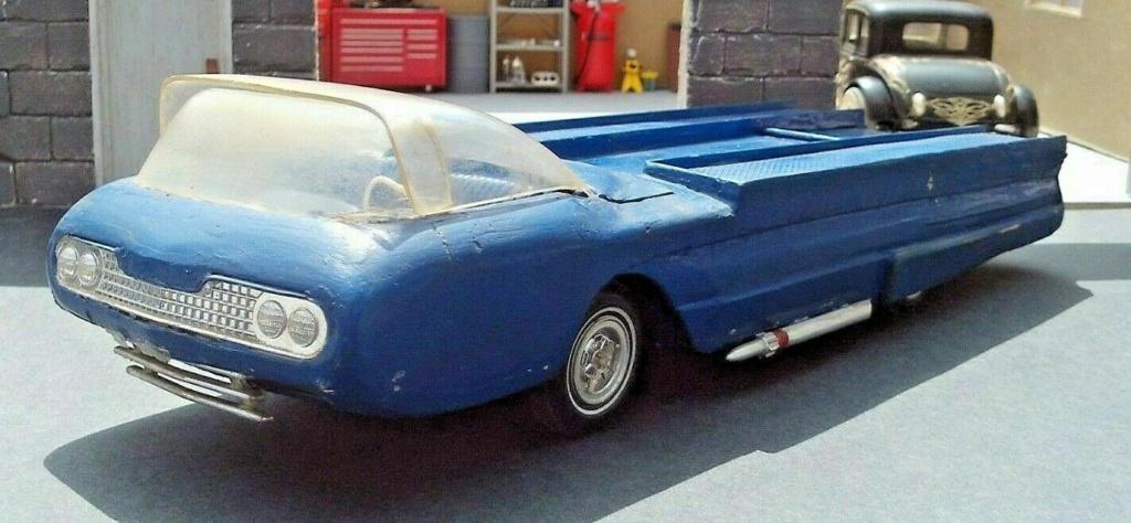 Vintage built automobile model kit survivor - Hot rod et Custom car maquettes montées anciennes - Page 15 S-l16203