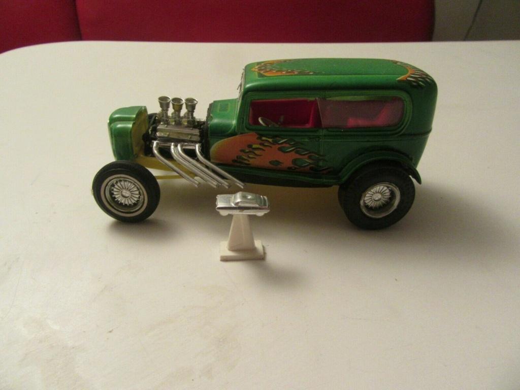 Vintage built automobile model kit survivor - Hot rod et Custom car maquettes montées anciennes - Page 15 S-l16208