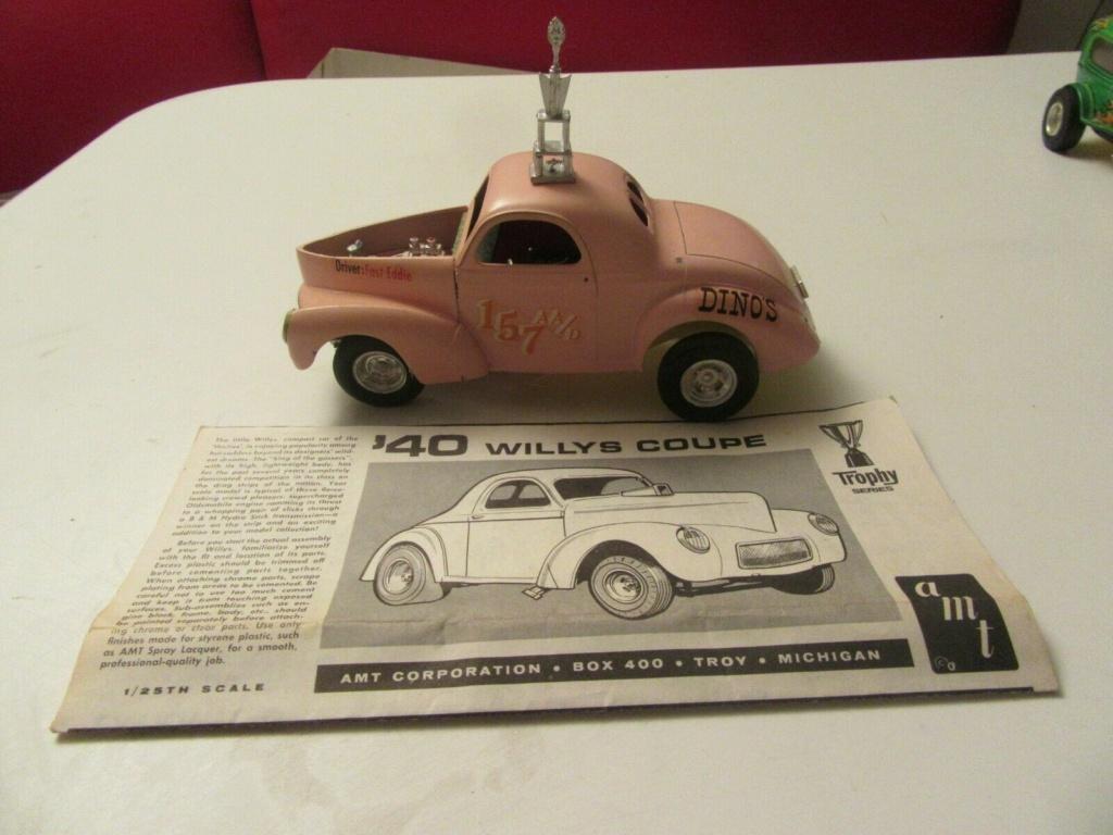 Vintage built automobile model kit survivor - Hot rod et Custom car maquettes montées anciennes - Page 15 S-l16209