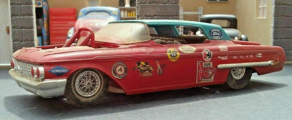 Vintage built automobile model kit survivor - Hot rod et Custom car maquettes montées anciennes - Page 15 S-l1vv11