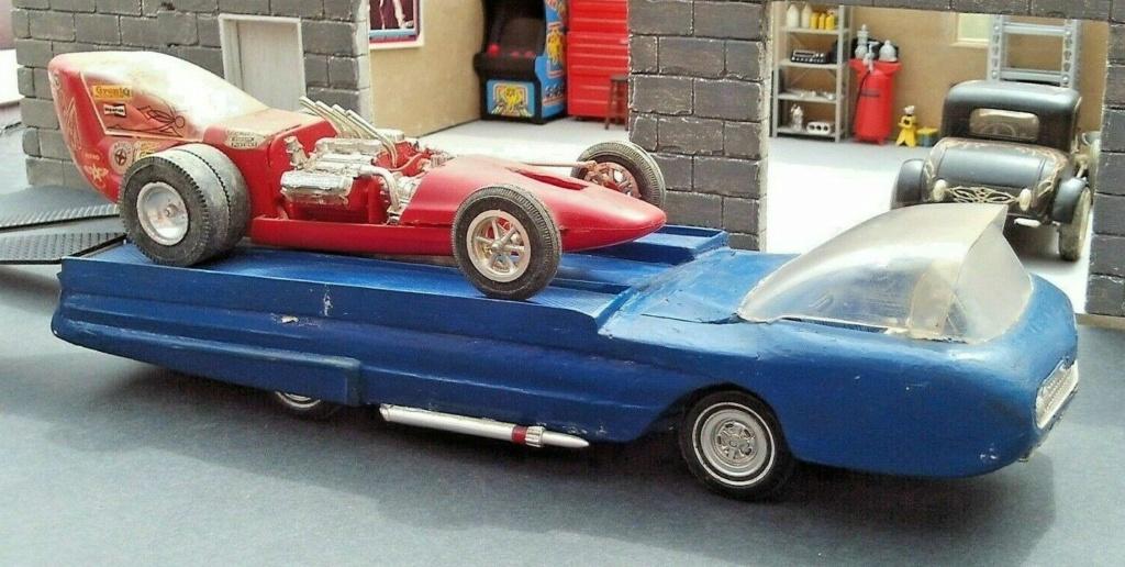 Vintage built automobile model kit survivor - Hot rod et Custom car maquettes montées anciennes - Page 15 S-lg1611