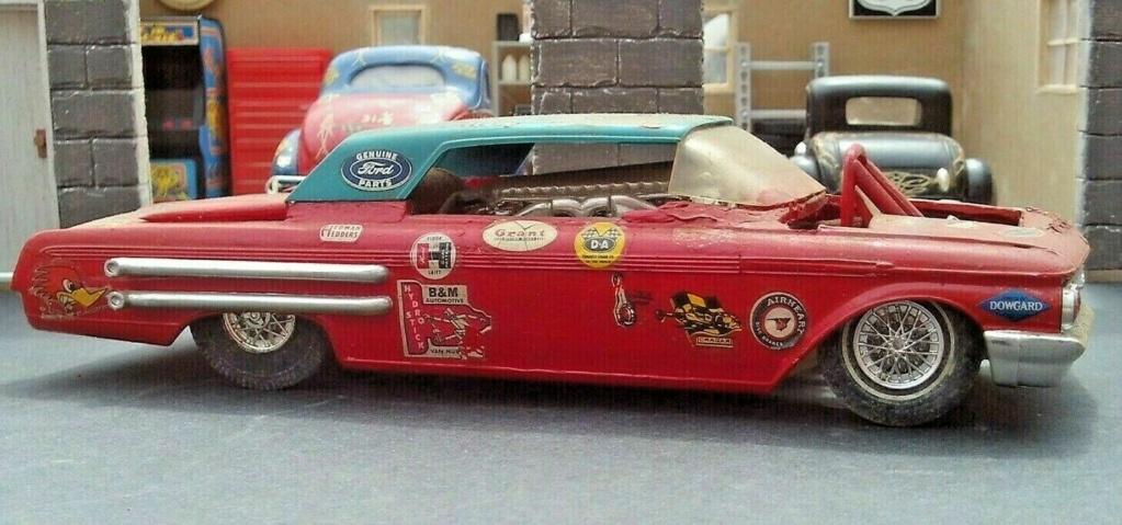 Vintage built automobile model kit survivor - Hot rod et Custom car maquettes montées anciennes - Page 15 S-lgv110