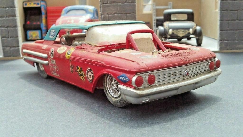 Vintage built automobile model kit survivor - Hot rod et Custom car maquettes montées anciennes - Page 15 S-lgv111