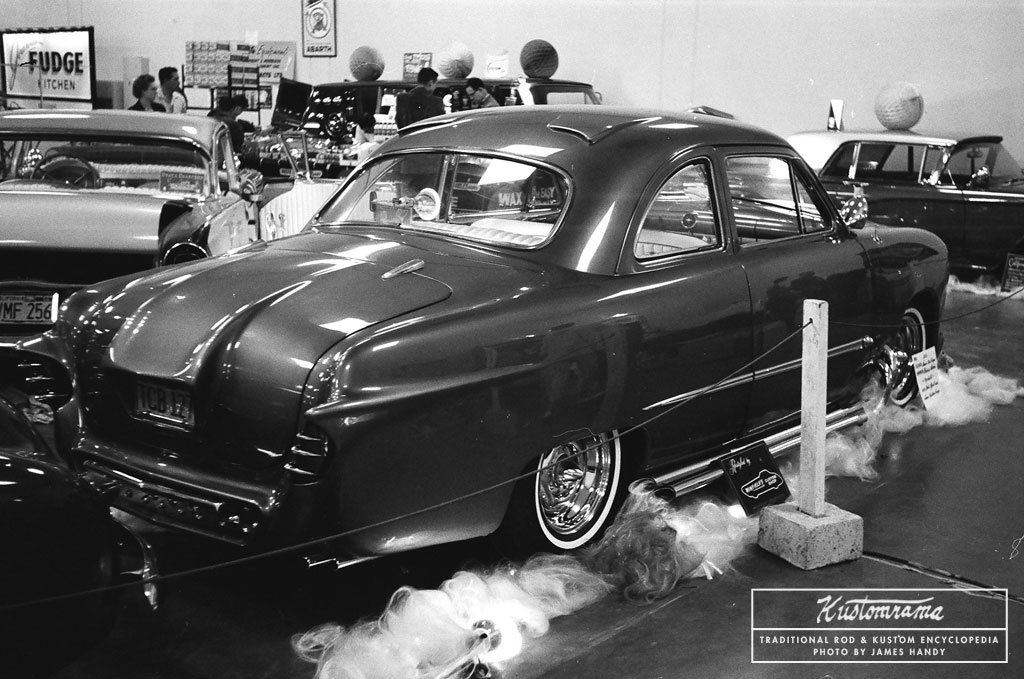1950 Ford - Dick Fletcher - Gene Winfield San-jo10