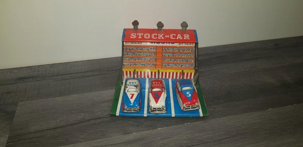 Stock Car Joustra - années 50 Sc210