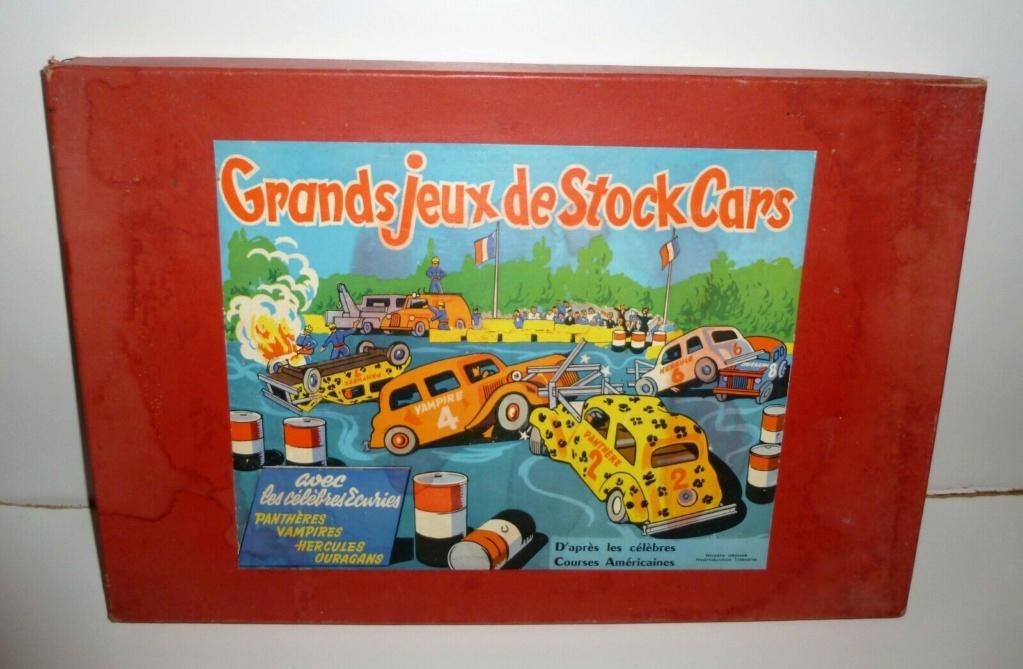 Grands jeux des Stock cars 50s editions de la tour Saint Denis  Sc211