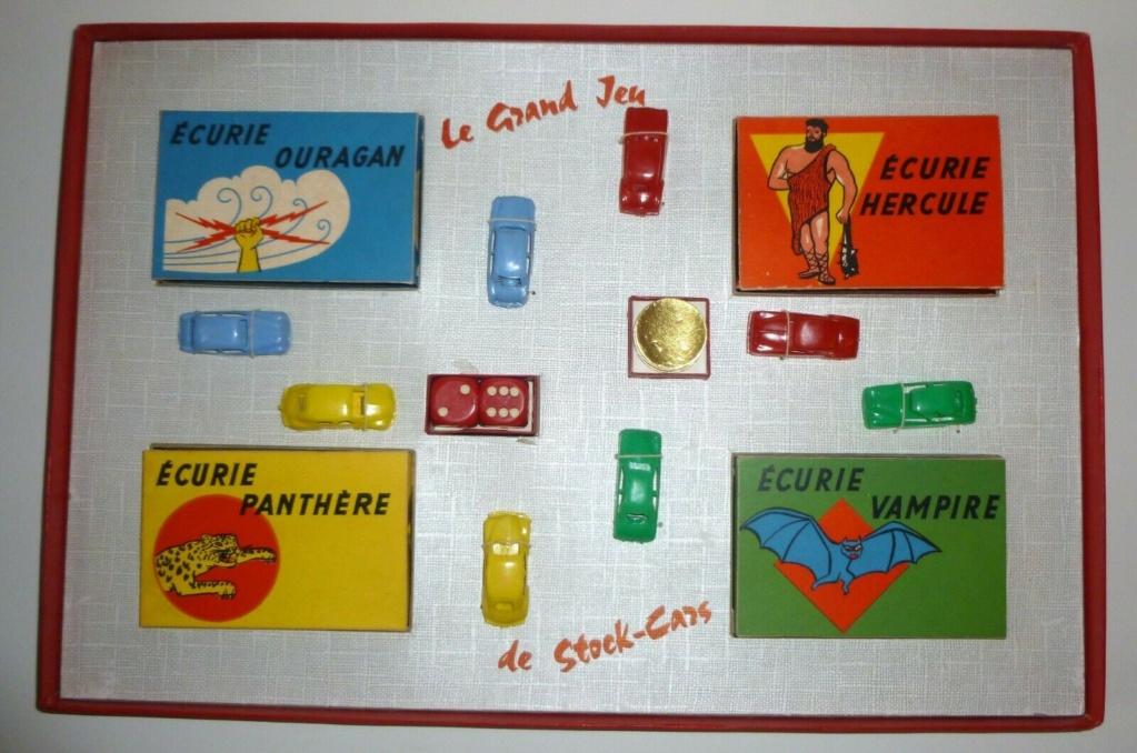 Grands jeux des Stock cars 50s editions de la tour Saint Denis  Sc411