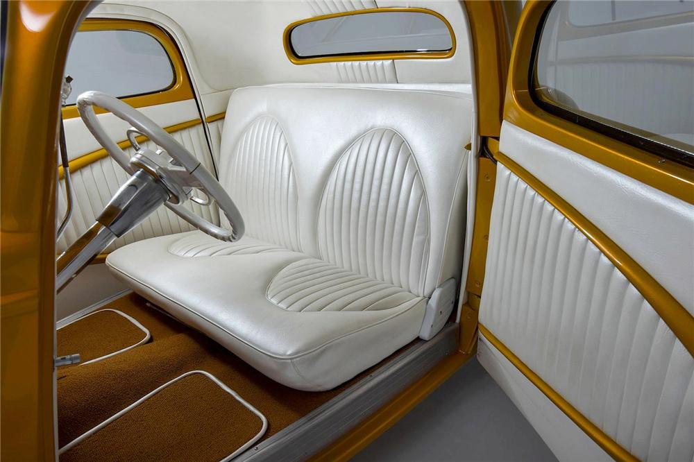 1933 Ford Custom Hot Rod - Screamin' Kat - Rick Dore Sc611