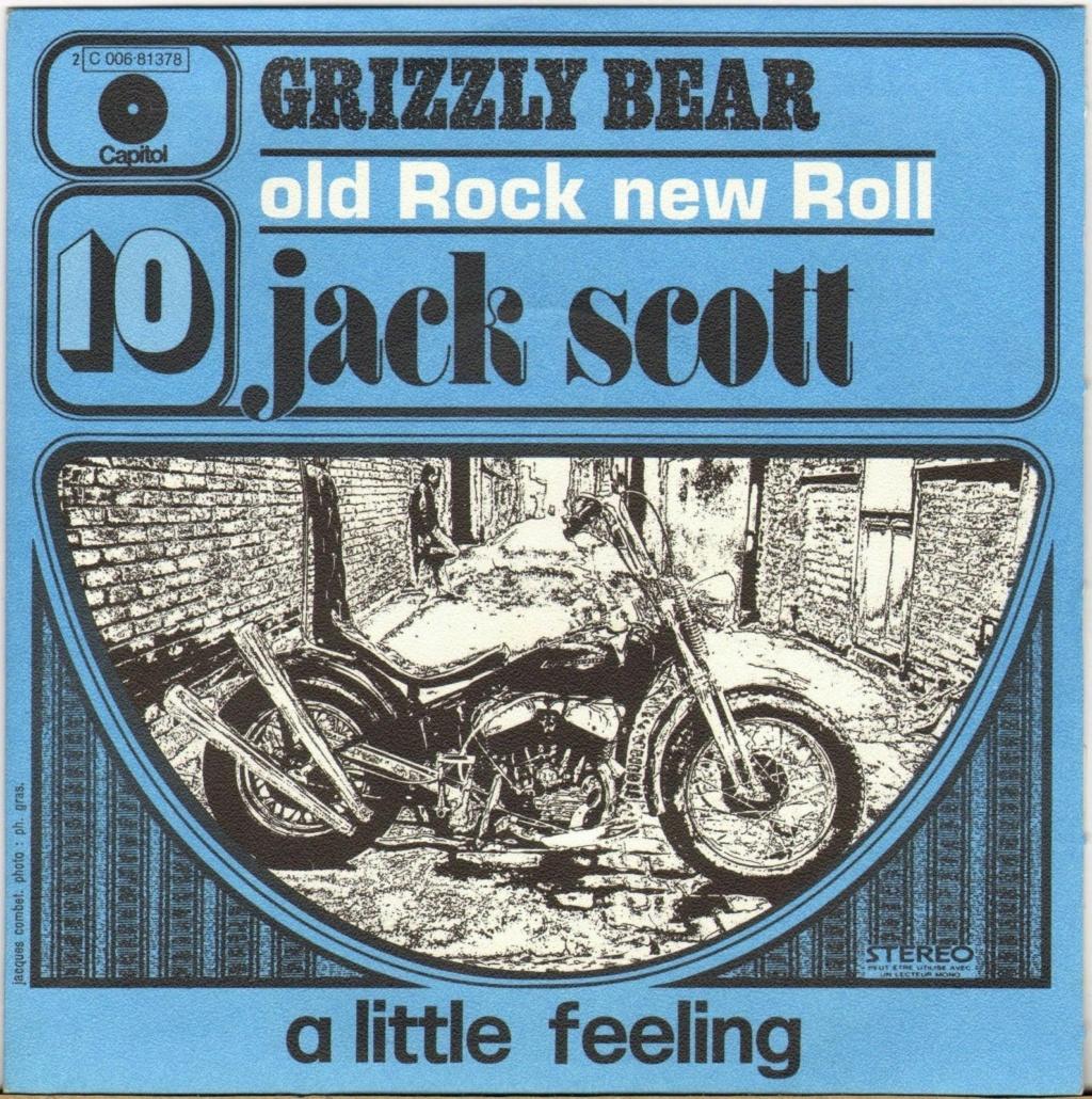 Records with car or motorbike on the sleeve - Disques avec une moto ou une voiture sur la pochette - Page 9 Scott10