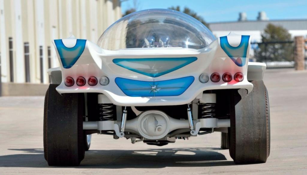 Astro Sled Bubbletop - Dave Shuten  Scree154