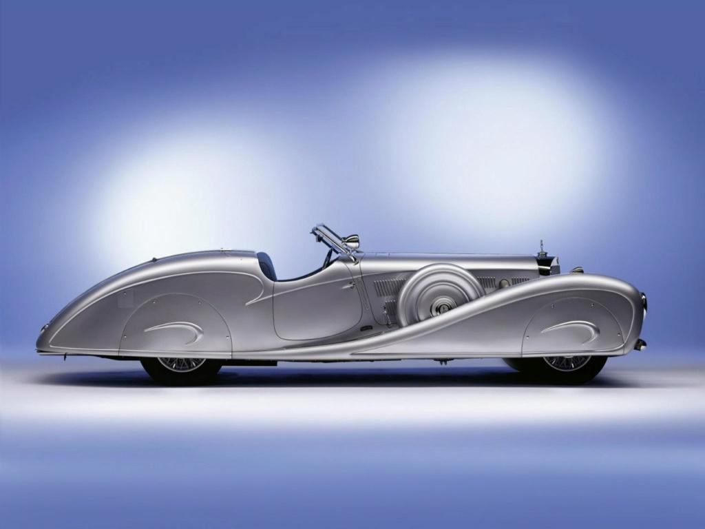 Mercedes-Benz 500K Erdmann and Rossi Streamline Roadster  - 1936  Sgugeu10