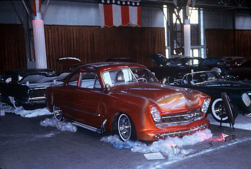 1950 Ford - Dick Fletcher - Gene Winfield Shoebo10