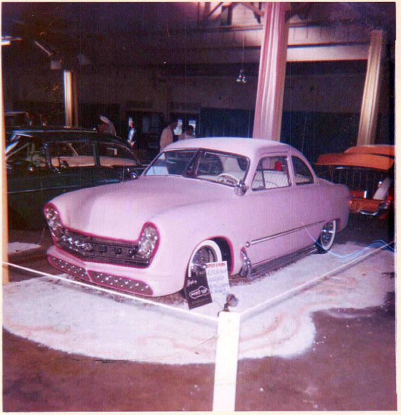 1950 Ford - Dick Fletcher - Gene Winfield Shoebo11