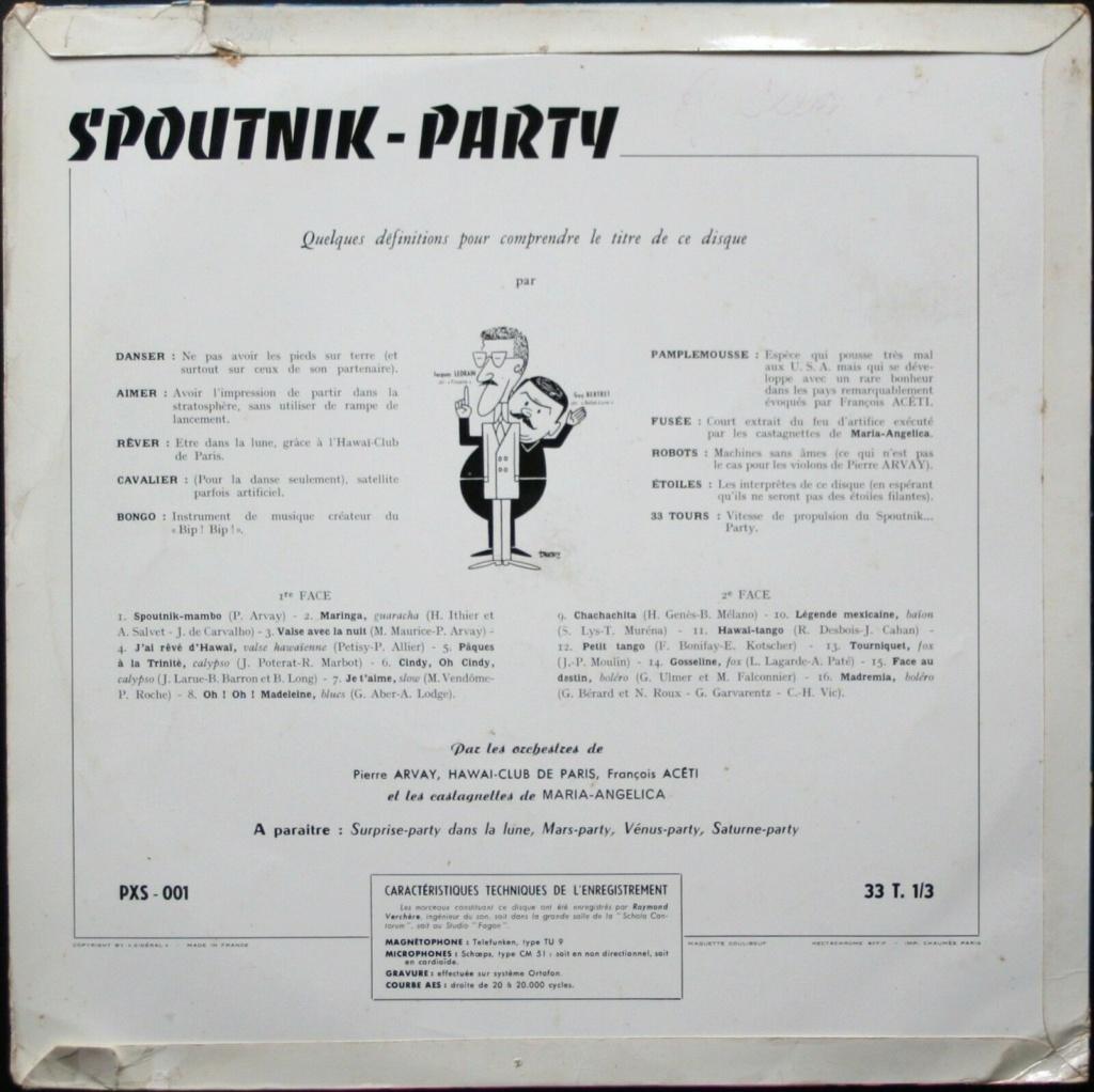 Spunik - Spoutnik - satellite, space age, design & style Spoutn11