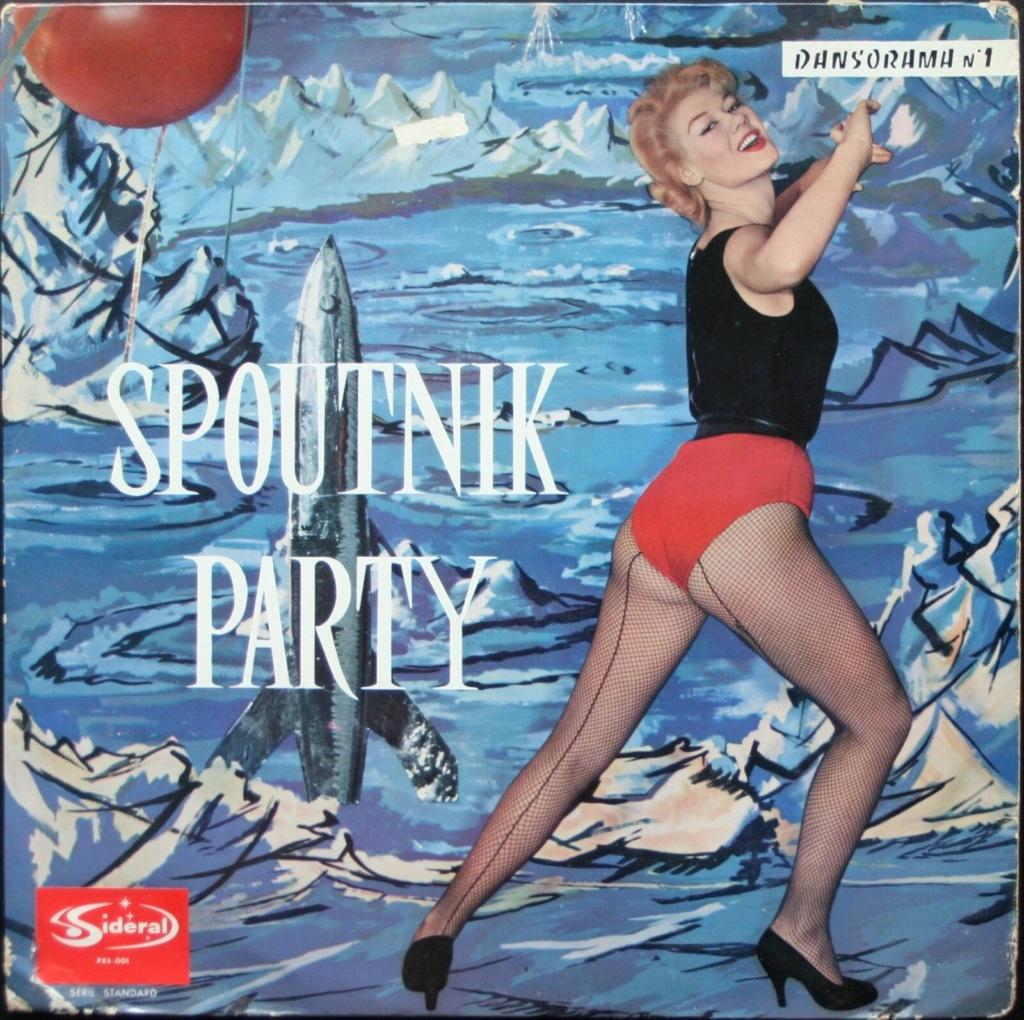 Spunik - Spoutnik - satellite, space age, design & style Spoutn12