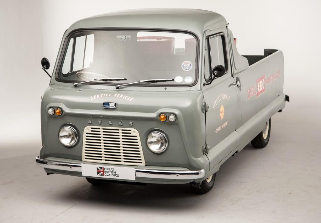 Standard Atlas Pick Up '1958–62  Standa10