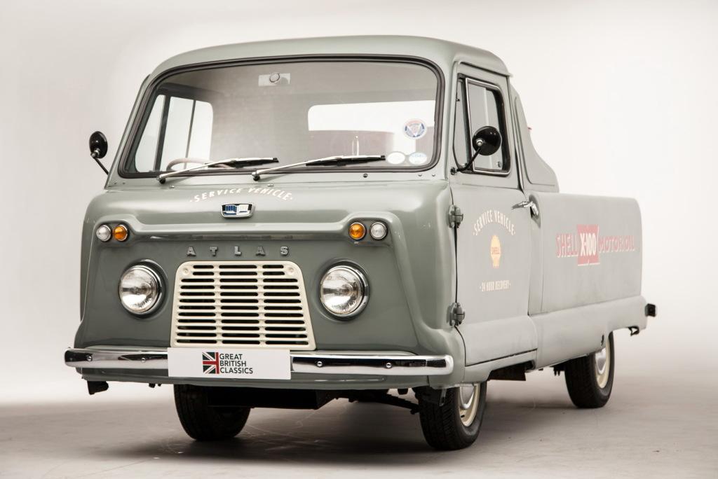 Standard Atlas Pick Up '1958–62  Standa11
