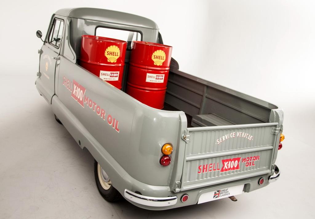 Standard Atlas Pick Up '1958–62  Standa19