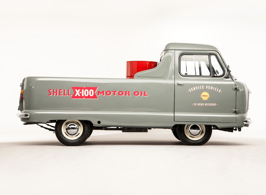 Standard Atlas Pick Up '1958–62  Standa20