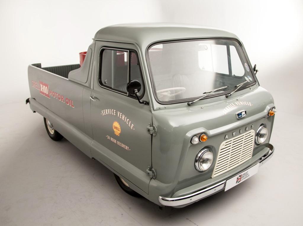 Standard Atlas Pick Up '1958–62  Standa21