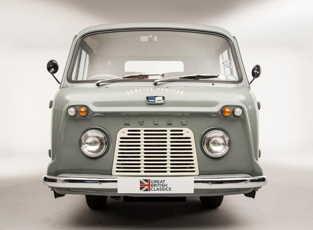 Standard Atlas Pick Up '1958–62  Standa22