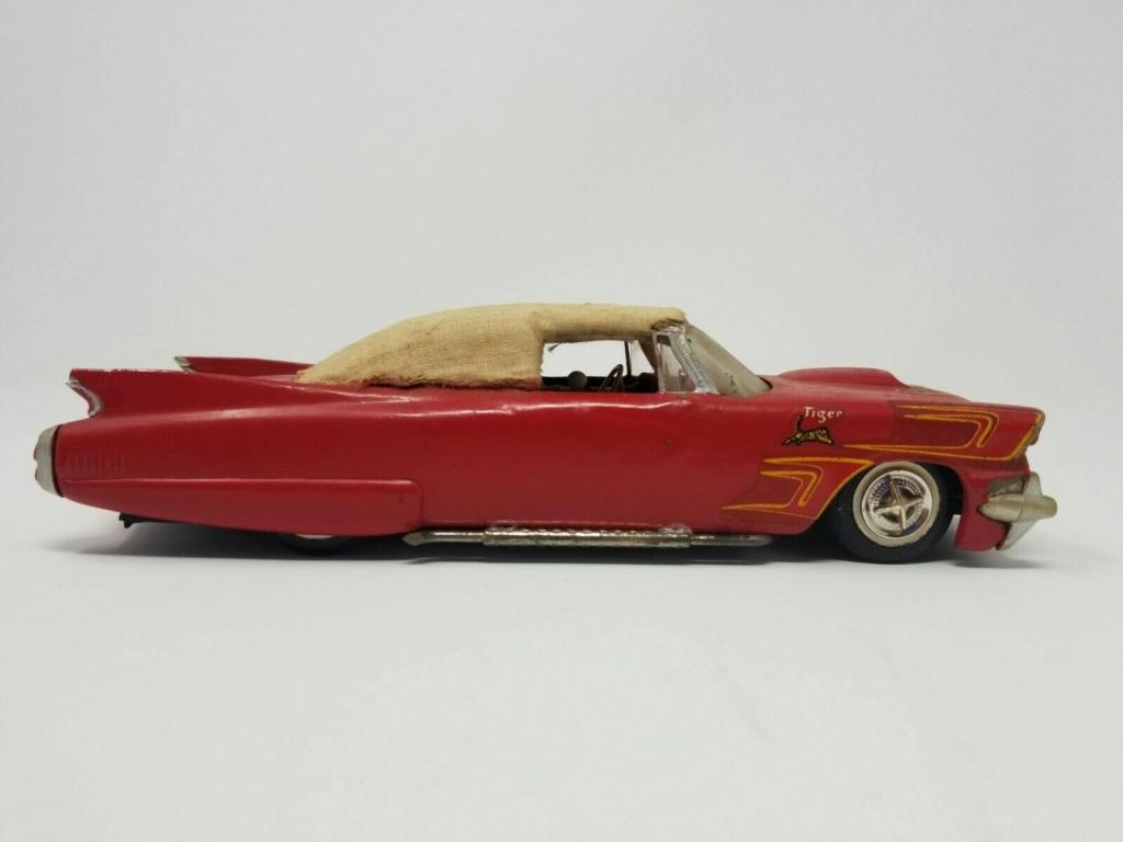 Vintage built automobile model kit survivor - Hot rod et Custom car maquettes montées anciennes - Page 14 Surv410