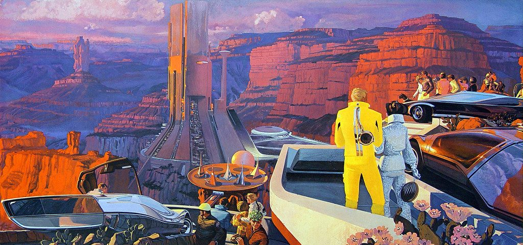 Syd Mead - Legendary sci-fi artist Syd-me11