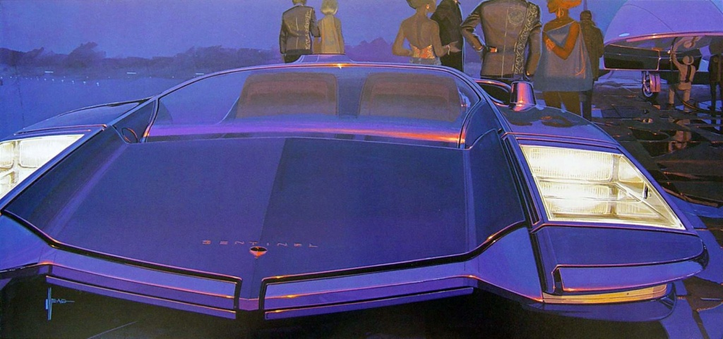 Syd Mead - Legendary sci-fi artist Syd-me12