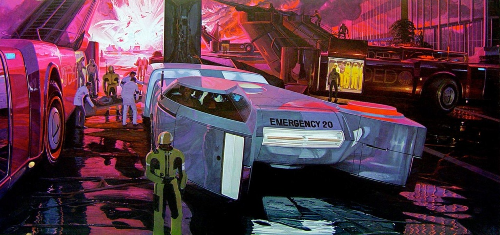 Syd Mead - Legendary sci-fi artist Syd-me14
